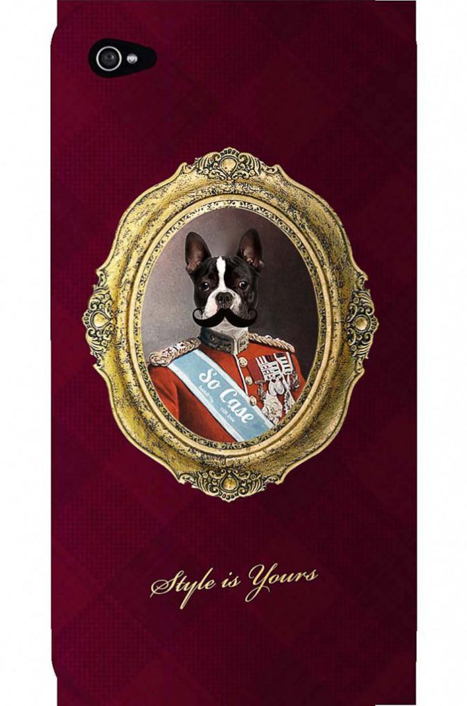 Prêt au casque: King Dog, so-case.com, 19,90€