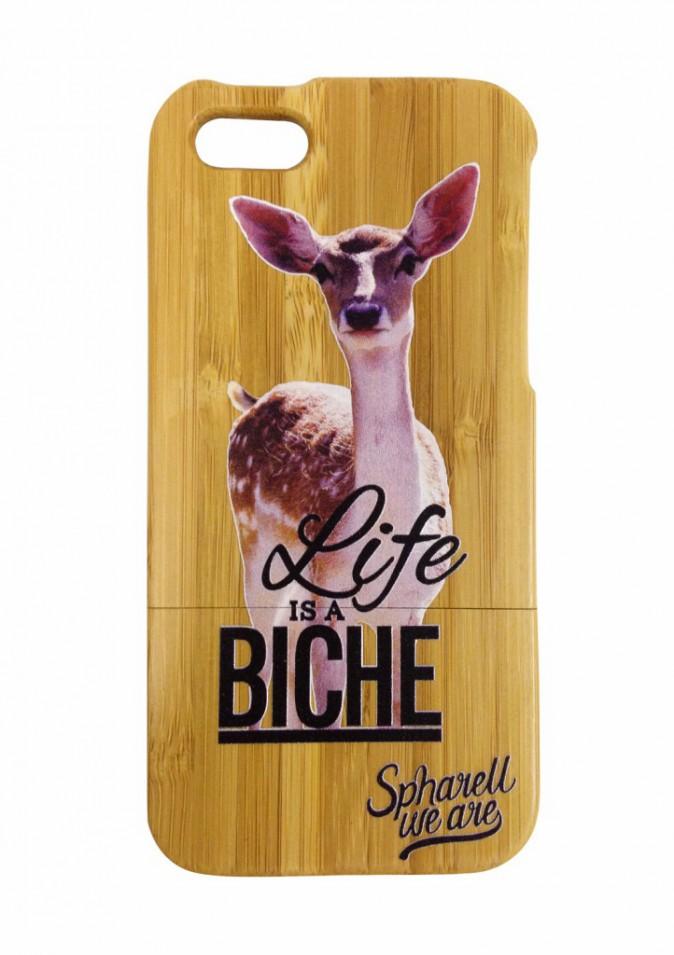 Prêt au casque: Life is a biche, spharell.com, 29,90€