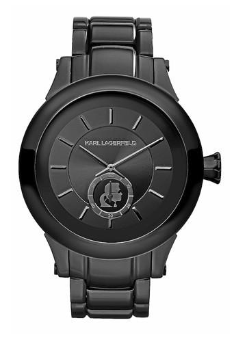 Montre Karl Lagerfeld à partir de 199 €.