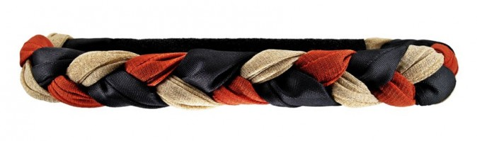 Headband tresse, Adéli Paris. 33 €.