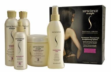 Kit lissage Senscience par les laboratoires Shiseido, Senscience. 105 euros
