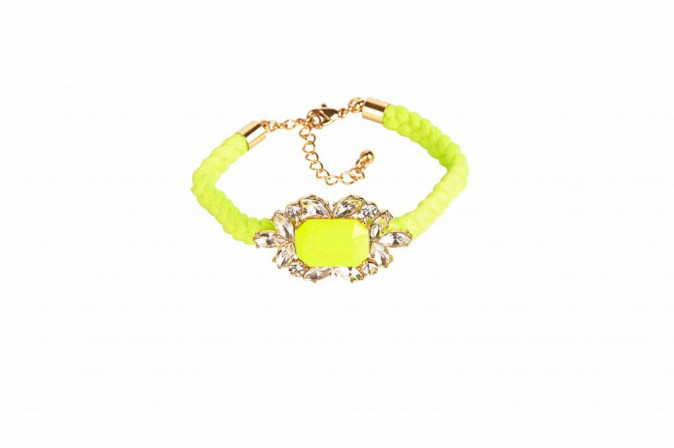 Bracelet fluo, Forever 21 5,90€