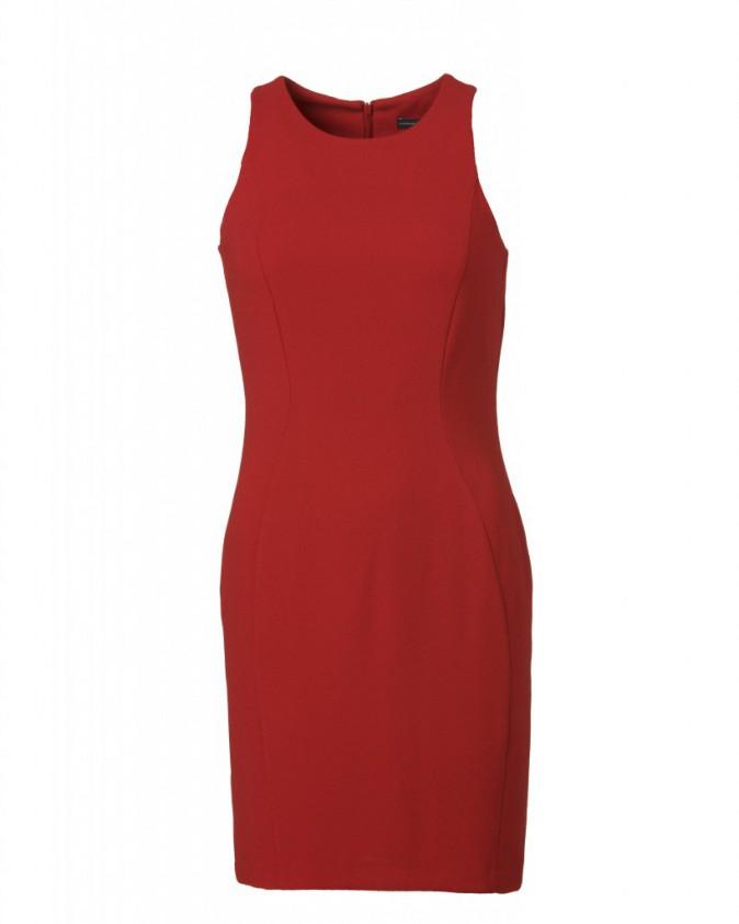 Robe rouge carmin Primark 21€