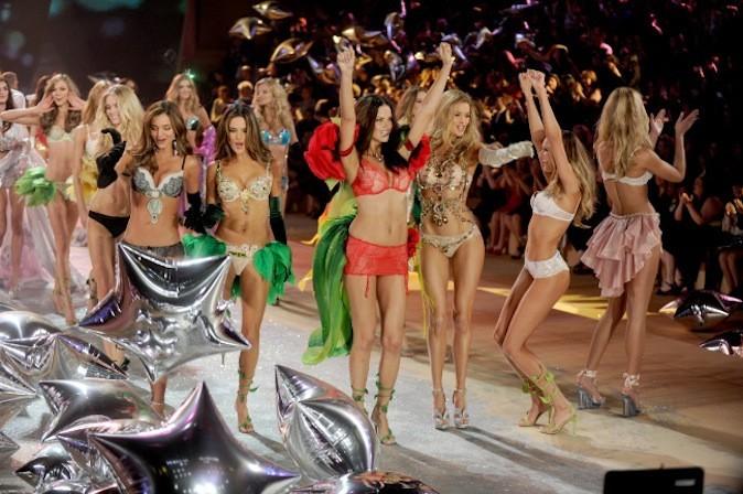 Défilé Victoria's Secret 2012