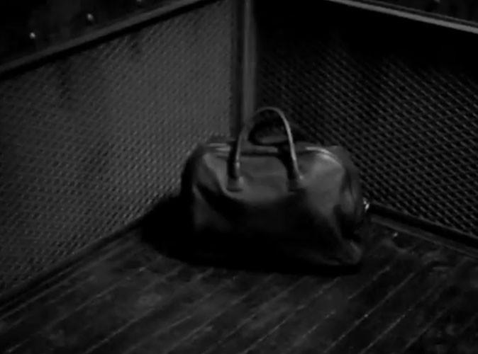 Malheureusement voilà le sac