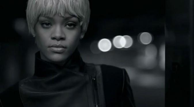 Rihanna pour Armani : une coupe garçonne