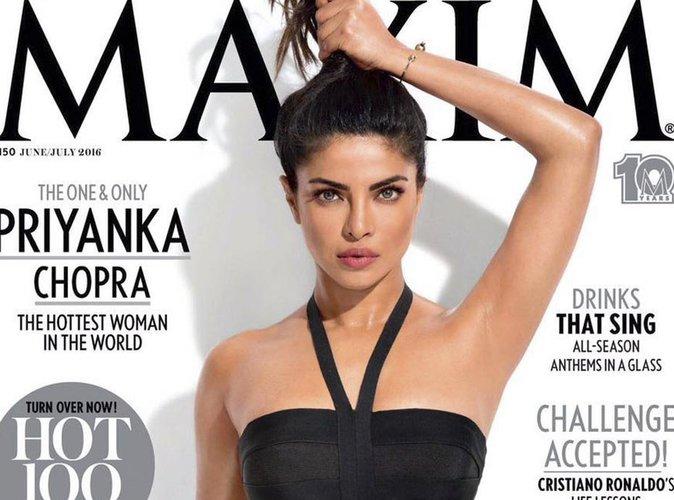 Priyanka Chopra : De Miss Monde au magazine Maxim !