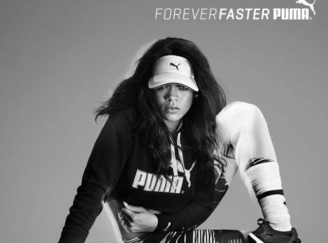 Rihanna dévoile un nouveau cliché de sa campagne pour Puma !