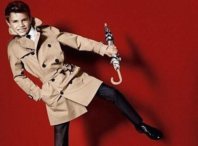 Romeo Beckham : banni de Vogue !