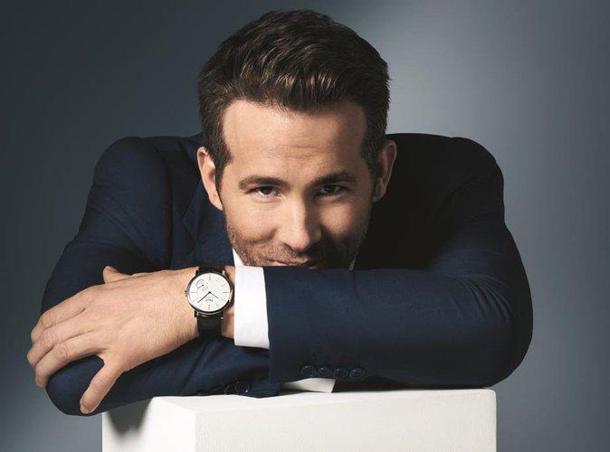 Ryan Reynolds : La star est le nouvel ambassadeur de la marque Piaget !