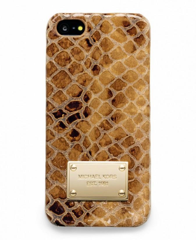 Coque iPhone python, Michael Kors 38 €