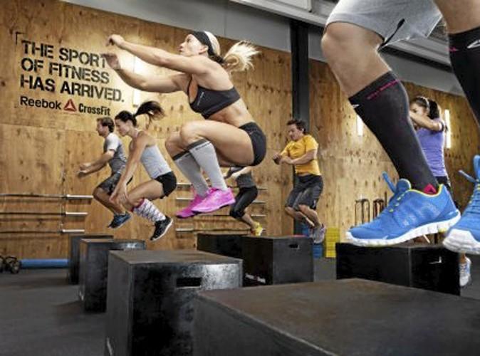 Sport : Crossfit by Reebook !