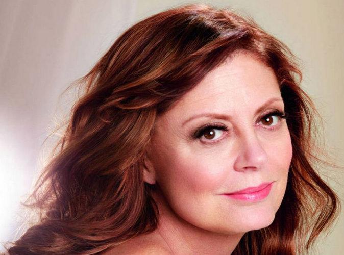 Susan Sarandon devient le nouveau visage de L'Oréal à 69 ans