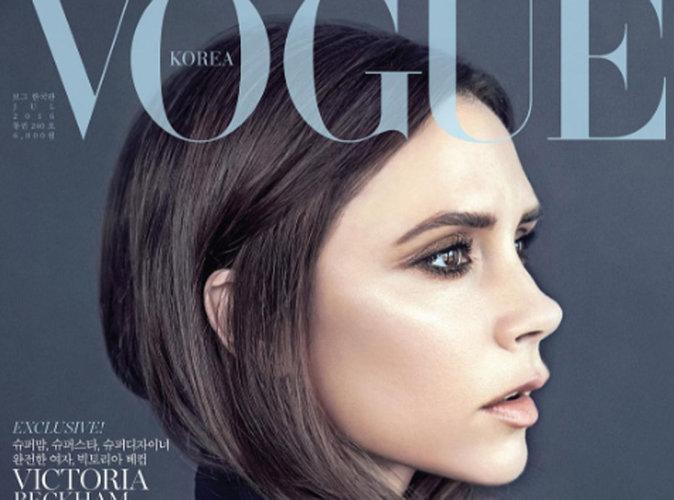 Victoria Beckham : magistrale et mystérieuse à la conquête de l'Asie !