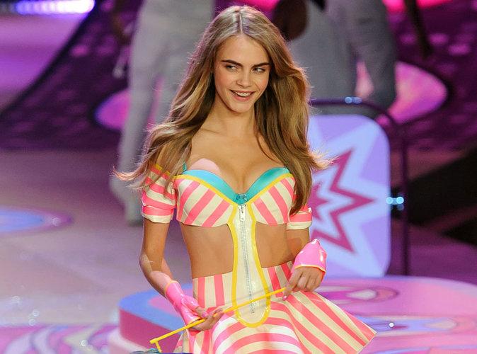 Victoria's Secret invite Cara Delevingne à défiler, sans passer par le casting !
