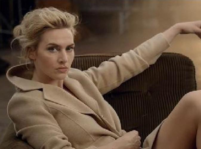 Vidéo : Kate Winslet se livre un peu plus pour St. John...