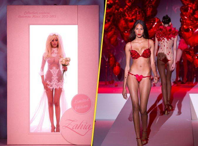 Vidéo mode : la collection mutine et sucrée à souhait de Zahia !