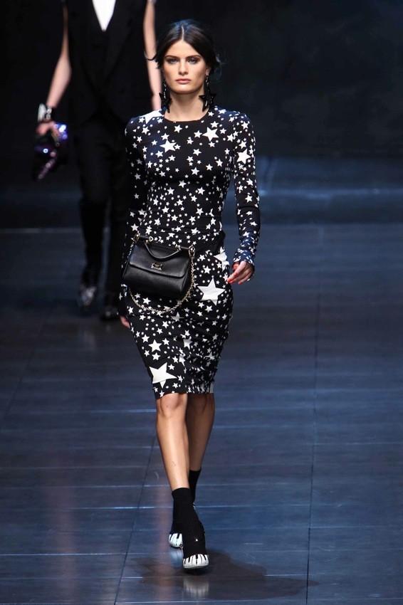 Défilé Dolce & Gabbana automne hiver 2011/12
