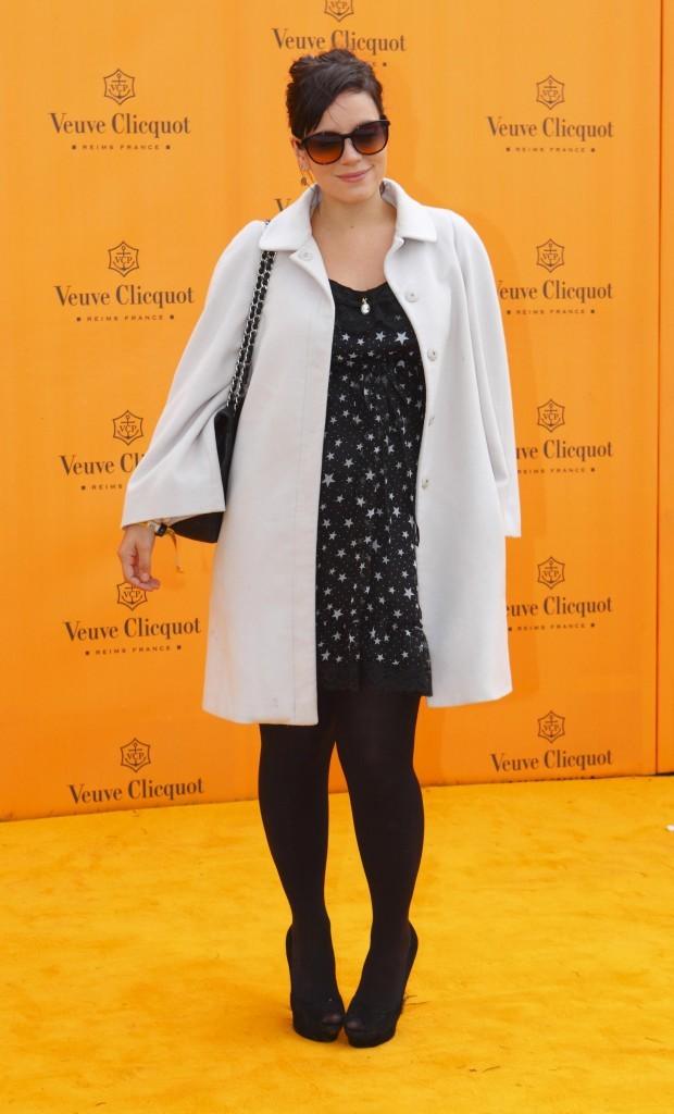 Lily Allen en Dolce & Gabbana