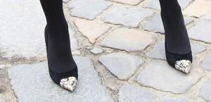 Chaussures de Dianna Agron