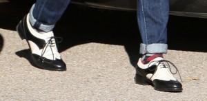 Chaussures de Jessica Alba