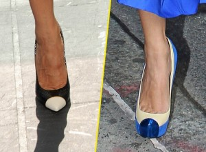 Chaussures de SJP/Kourtney Kardashian
