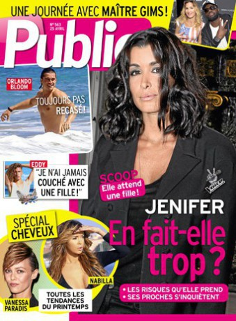Jenifer couverture Public