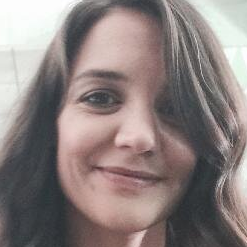 Katie Holmes photo de profil Twitter