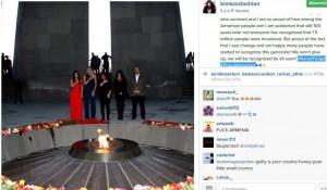 Kim Kardashian génocide arménien