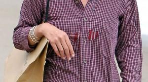 Lunettes coeur de Nicky Hilton