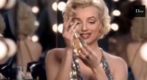 Marilyn Monroe Dior