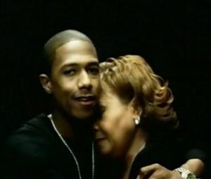 Nick et sa mère