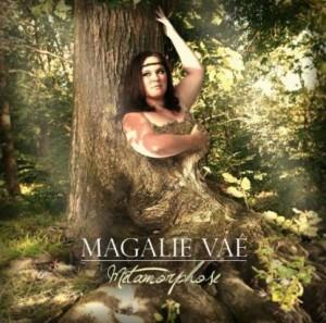 Pochette album Magalie Vaé