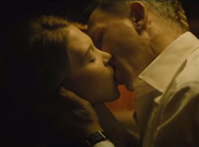 007 Spectre : Daniel Craig passe à l'action avec Léa Seydoux (vidéo) !