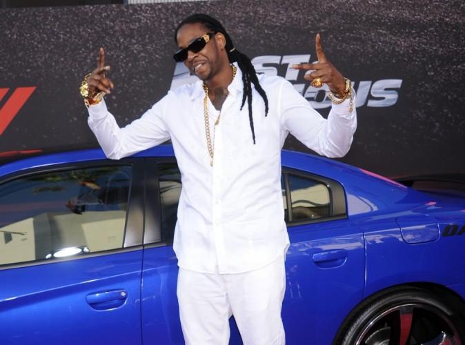 2 Chainz : le rappeur américain arrêté pour possession de drogues...