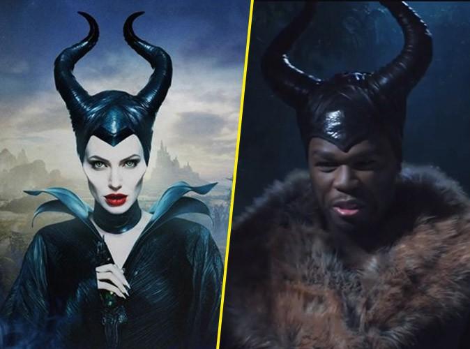 50 Cent : découvrez sa parodie d'Angelina Jolie dans Maléfique !