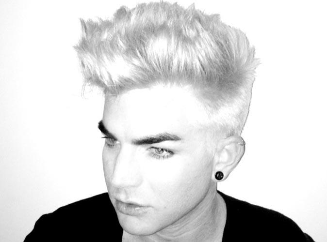 Adam Lambert : il a pris exemple sur M. Pokora pour sa nouvelle coupe !