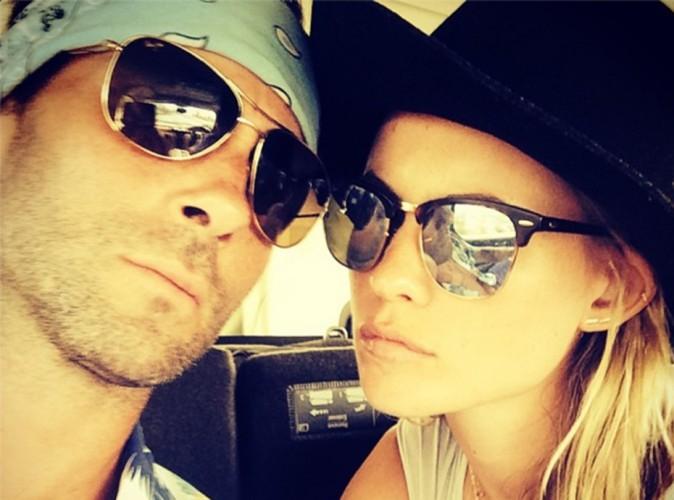 Adam Levine et Behati Prinsloo : première photo en tant que jeunes mariés !