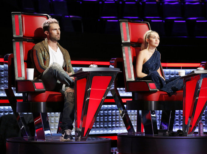 Adam Levine ne supporterait plus Miley Cyrus !