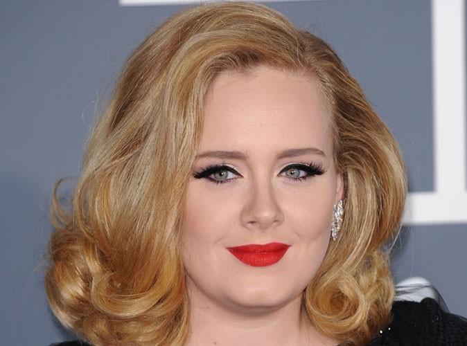 Adele : après son triomphe aux Grammy Awards, elle a décidé de faire un break... de cinq ans !