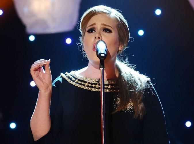 Adele : au top des charts la chanteuse ne supporte pas son public !