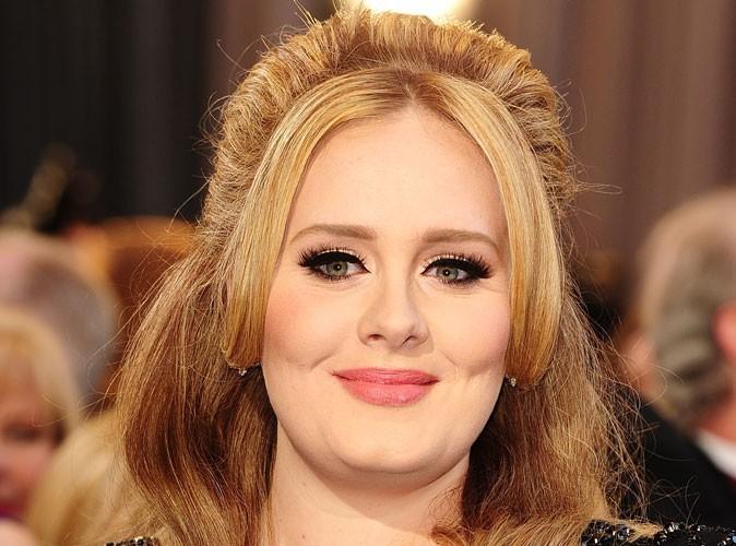 Adele : elle a enregistré la chanson de Skyfall en 10 minutes !
