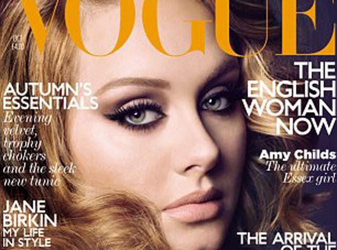 Adele : elle vomit avant chaque concert ! Beurk !
