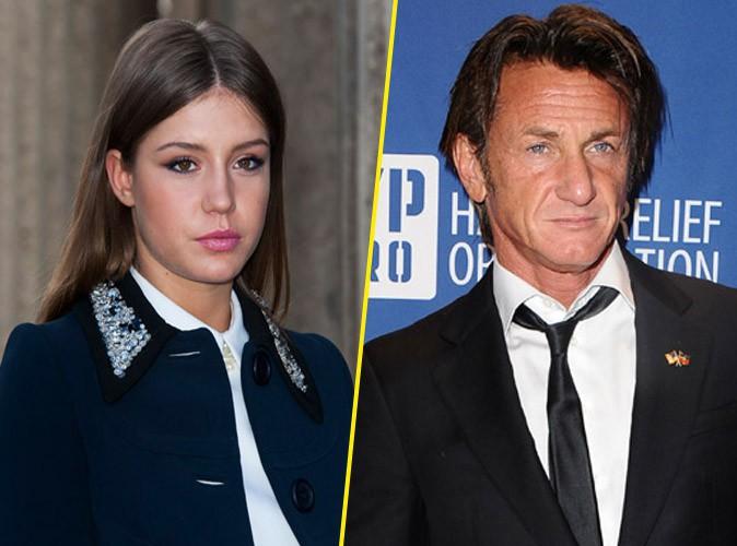 Adèle Exarchopoulos : même Sean Penn ne lui résiste pas !