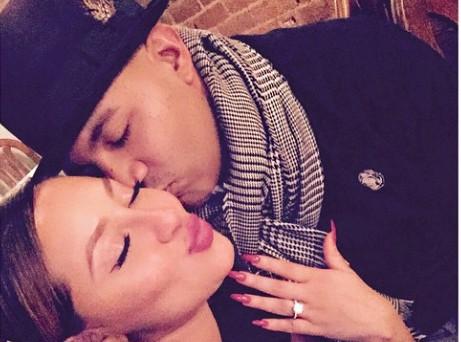 Adrienne Bailon : l'ex de Rob Kardashian est fiancée !