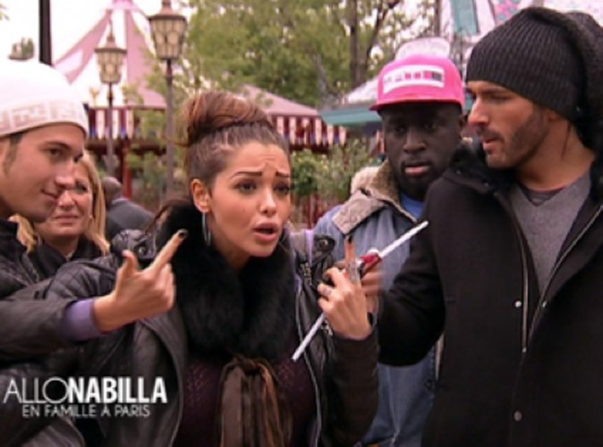 Affaire Nabilla : la production d'Allo Nabilla dément les violences pendant le tournage !