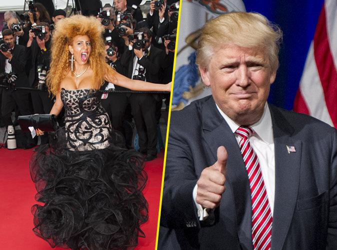 Afida Turner affiche son soutien à Donald Trump... et dérape sur les attentats de Nice !