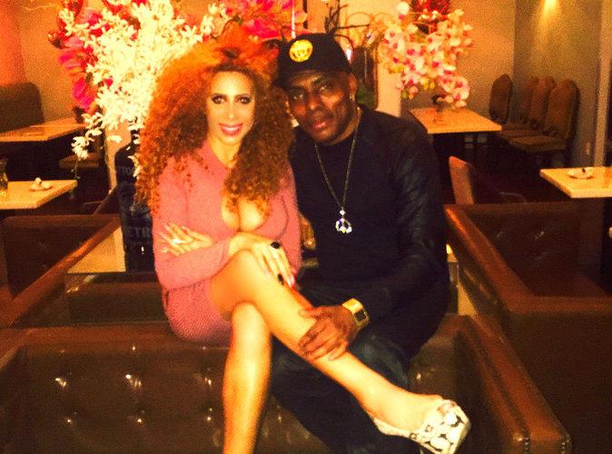Afida Turner : tendre Saint Valentin avec son ex Coolio
