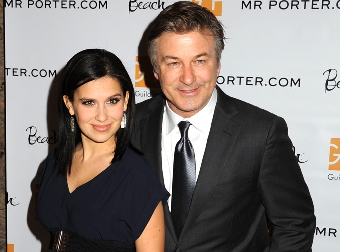 Alec Baldwin : il va avoir une fille avec sa femme Hilaria !