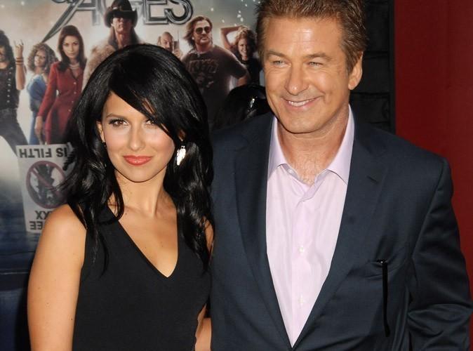 Alec Baldwin et sa femme...